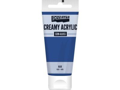 pentart-creamy-acrylic-semi-gloss-blau-60-ml