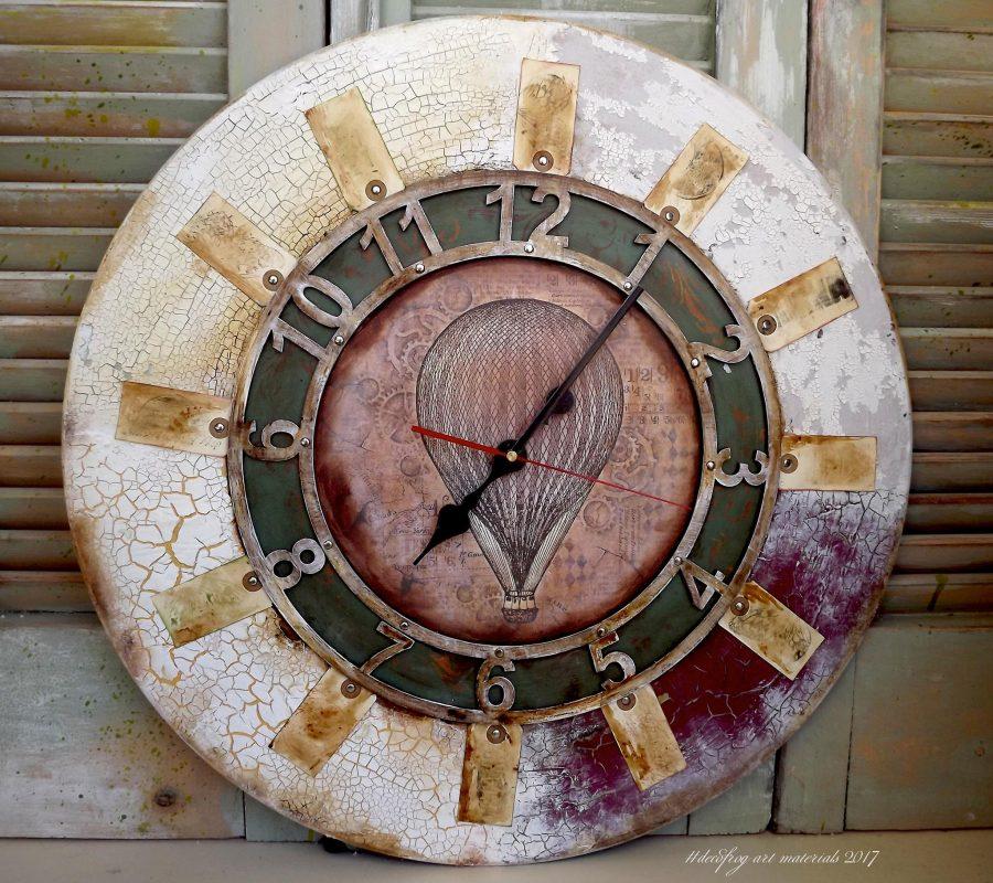 Ξύλινο Ρολόι_1