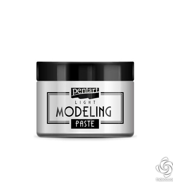 pentart-modeling-paste-light-150-ml