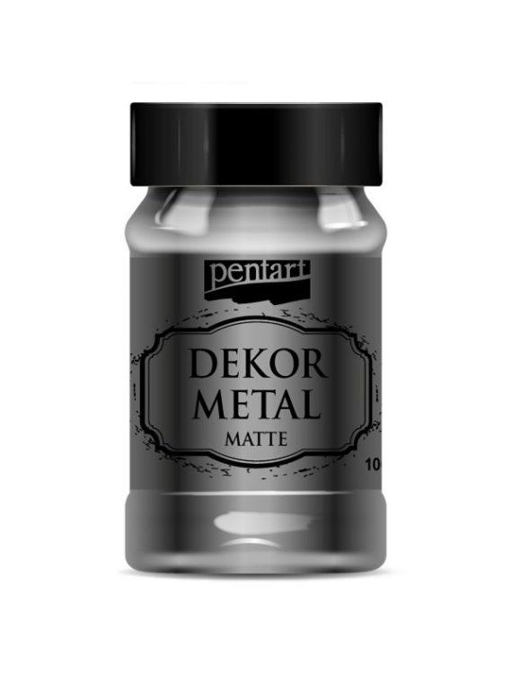 Dekor Metal Anthracite 100ml