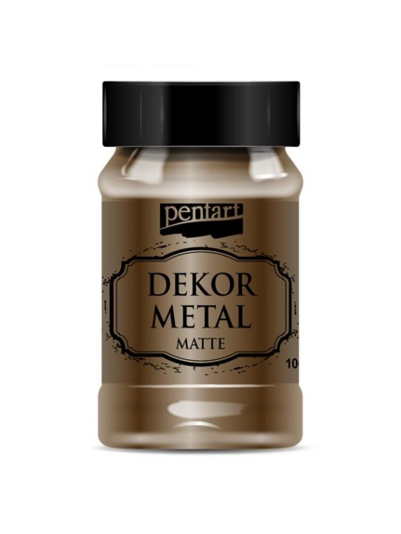 Dekor Metal Chocolate 100ml