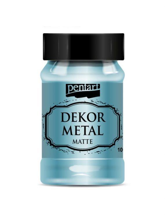 Dekor Metal Turquoise 100ml