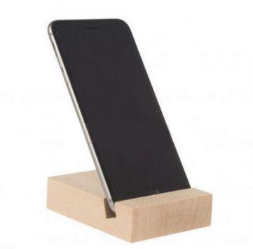 ΜΒ115 Βάση ξύλινη για τηλέφωνο 110x77x25mm