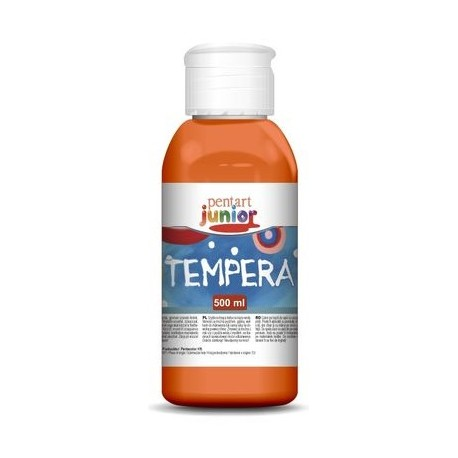 penta-junior-tempera-pomarancz-500ml