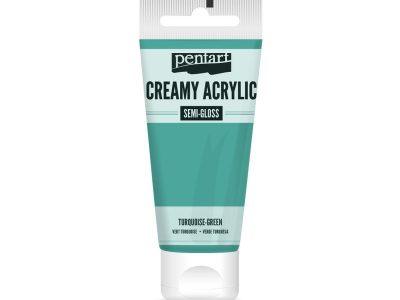 pentart-creamy-acrylic-semi-gloss-tuerkis-60-ml