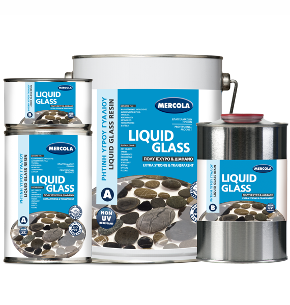 LIQUID GLASS A+B-ALL 20208